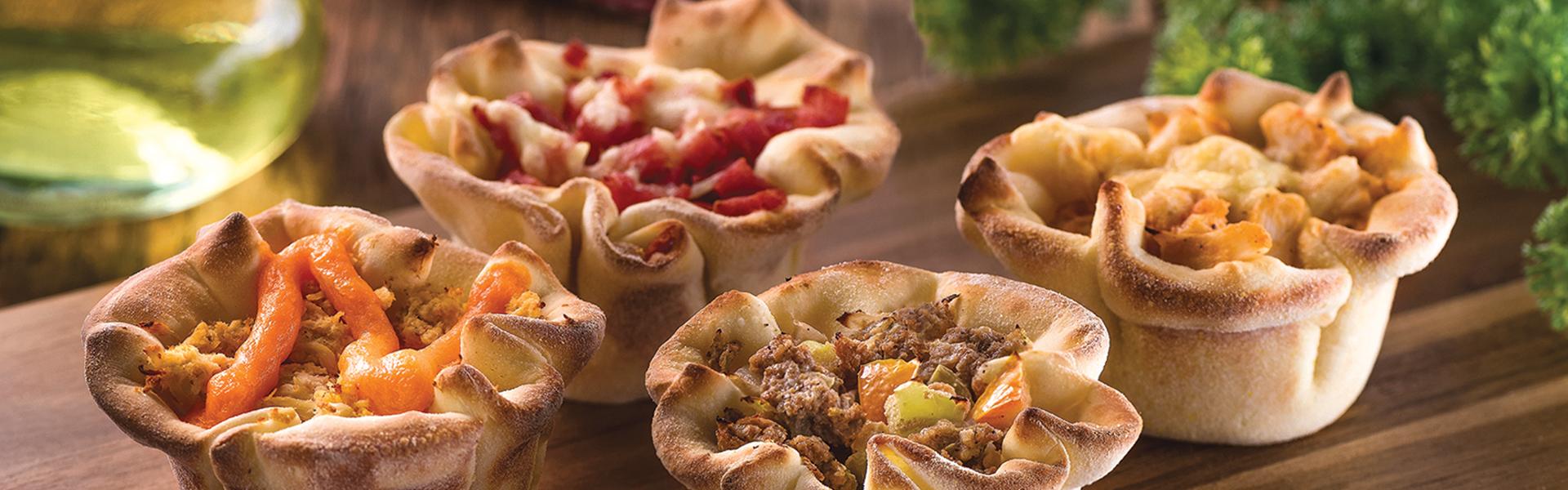 Esfihas Gourmet | Árabi's Esfiharia