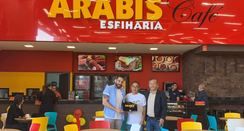 Árabi's Campo Mourão